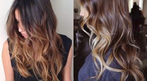 BALAYAGE VS MECHAS CALIFORNIANAS